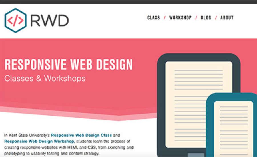 Rwd Website